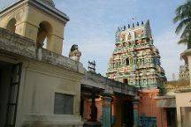 Garbarakshambigai Temple, Thirukkarugavur, India