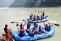 Garhwal Adventure, Rishikesh, India