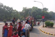 Gole Market, New Delhi, India