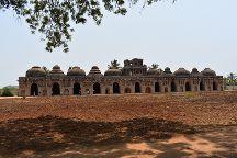 Group of Monuments at Hampi, Hampi, India