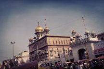 Gurudwara Sis Ganj Sahib, New Delhi, India