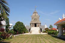 Jagannath Temple, Kanathur, Chennai, India