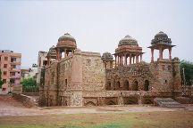 Jahaz Mahal, New Delhi, India