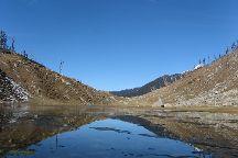 Kareri Lake, Kangra, India
