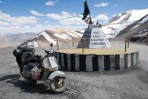 Leh–Manali Highway, Jammu City, India