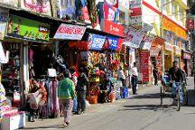Library Bazaar, Mussoorie, India