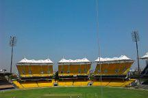 MA Chidambaram Stadium, Chennai, India