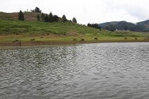 Mannavanur Lake, Kodaikanal, India