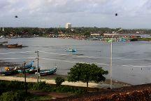 Mappila Bay, Kannur, India