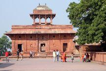Maryamuzzamani Palace, Fatehpur Sikri, India