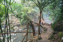 Mawlynnong Waterfall, Mawlynnong, India