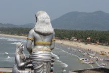 Murudeshwar Beach, Murdeshwar, India