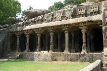 Pancha Pandava Cave, Mahabalipuram, India