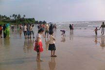 Payyambalam Beach, Kannur, India