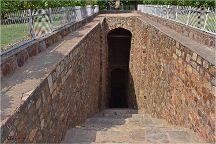 Purana Qila Baoli, New Delhi, India