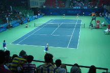 R.K. Khanna Tennis Complex, New Delhi, India