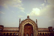 Rumi Darwaza, Lucknow, India