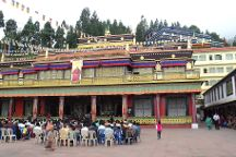 Rumtek Monastery Sikkim, Sikkim, India