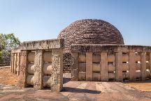 Sanchi Stupa No. 2, Sanchi, India