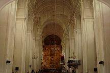 Se Cathedral, Panjim, India