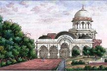 Shah Burj, New Delhi, India
