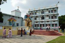 Shrine Basilica Bandel, Hooghly, India