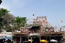 Sri Kokilambika-Sri Kameeswarar Temple, Pondicherry, India