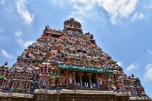 Sri Ranganathaswamy Temple, Tiruchirappalli, India