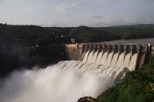 Srisailam Dam, Srisailam, India