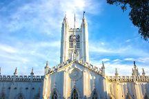 St. Paul's Cathedral, Kolkata (Calcutta), India