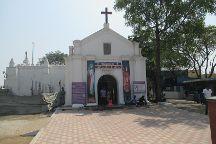 St. Thomas Mount National Shrine, Chennai, India