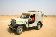 The Sunshine Safari, Jaisalmer, India