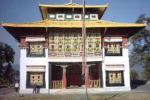 Tsuk La Khang Monastery, Gangtok, India