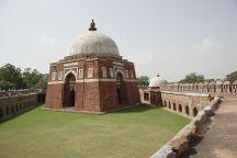 Tughlaqabad Fort, New Delhi, India