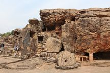 Udayagiri Caves, Bhubaneswar, India