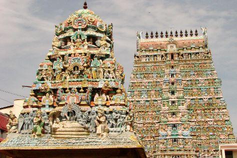 Adi Kumbeswarar Temple, Kumbakonam, India