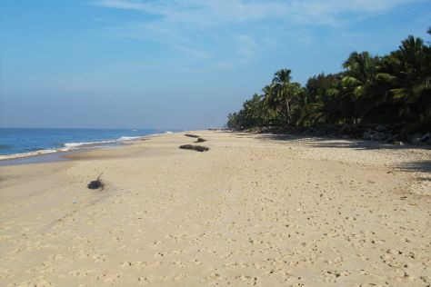 Alappuzha Beach, Alappuzha, India