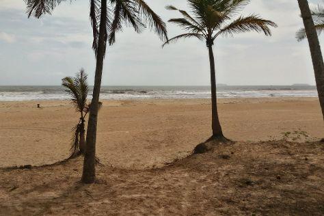 Arossim Beach, Cansaulim, India