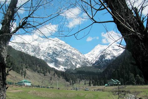 Aru Valley, Pahalgam, India