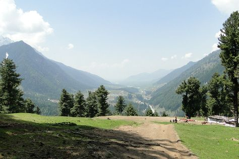 Baisaran, Anantnag District, India