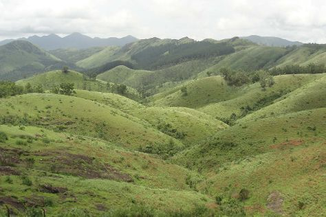 Barren Hills, Vagamon, India