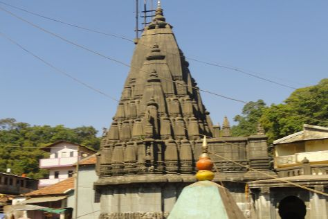 Shree Bhimashankar Jyotirling Mandir, Bhimashankar, India