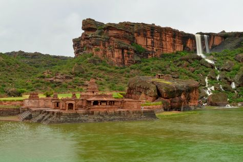 Bhuthanatha Temple, Badami, India