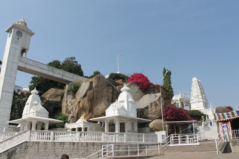 Birla Mandir, Hyderabad, India