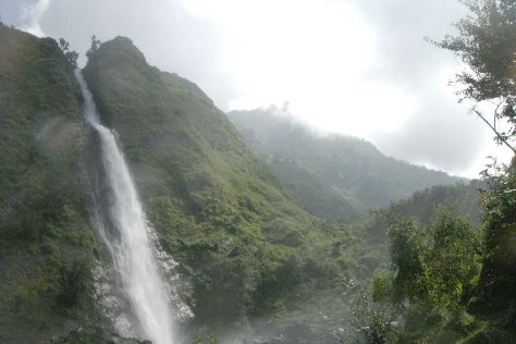 Birthi Falls, Munsiyari, India