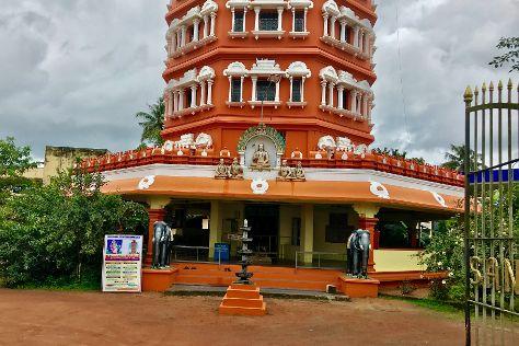 Birthplace of Sri Adi Shankara, Kalady, India