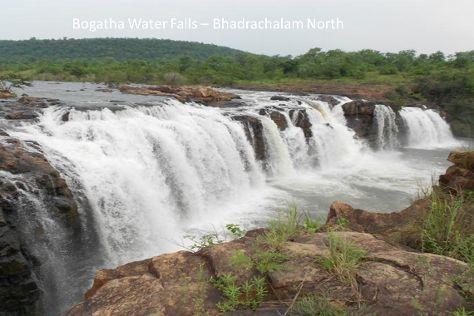 Bogatha Waterfall, Bhadrachalam, India