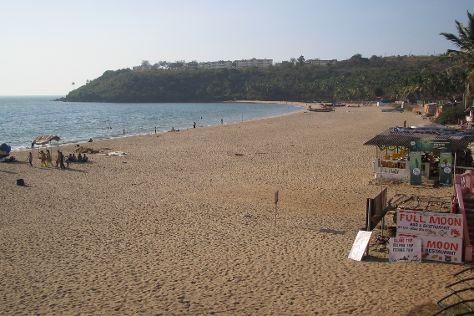 Bogmalo Beach, Bogmalo, India