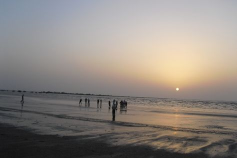Bordi Beach, Bordi, India
