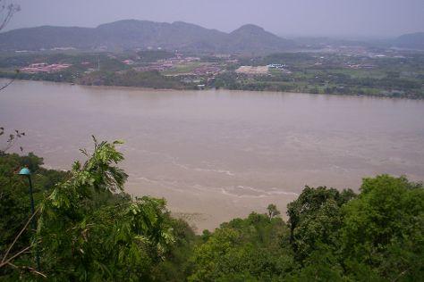 Brahmaputra River, Assam, India